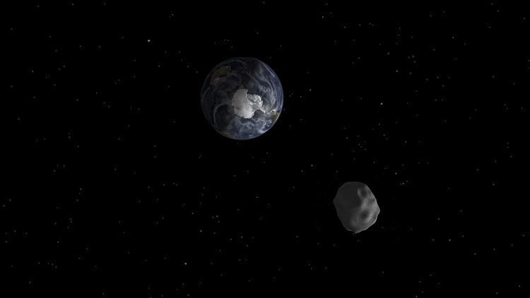 Astrónomos advierten sobre el riesgo de colisión que aún supone el asteroide Apofis