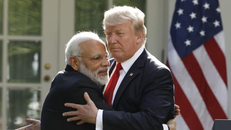 EE.UU., India y Japón realizarán ejercicios conjuntos en el océano Índico