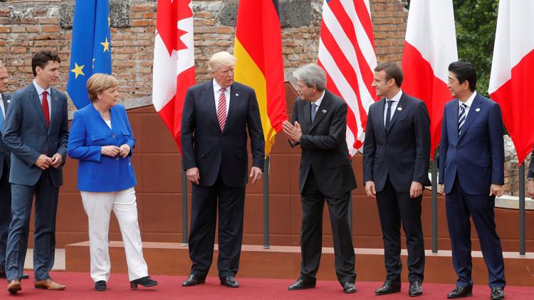 Trump no goza de confianza fuera de EE.UU.