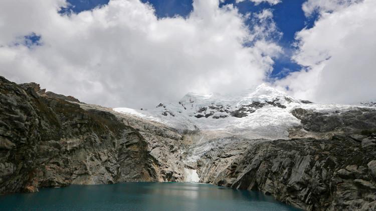 Un país sudamericano ha perdido la mitad de sus glaciares en medio siglo