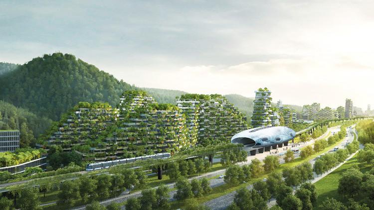 FOTOS: China 'plantará' una ciudad-bosque para combatir la contaminación