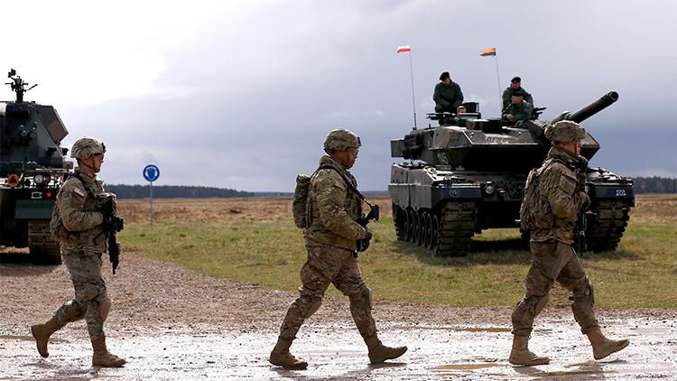 """""""La OTAN se parece a una tumor cancerígeno que afecta cada vez a más países"""""""