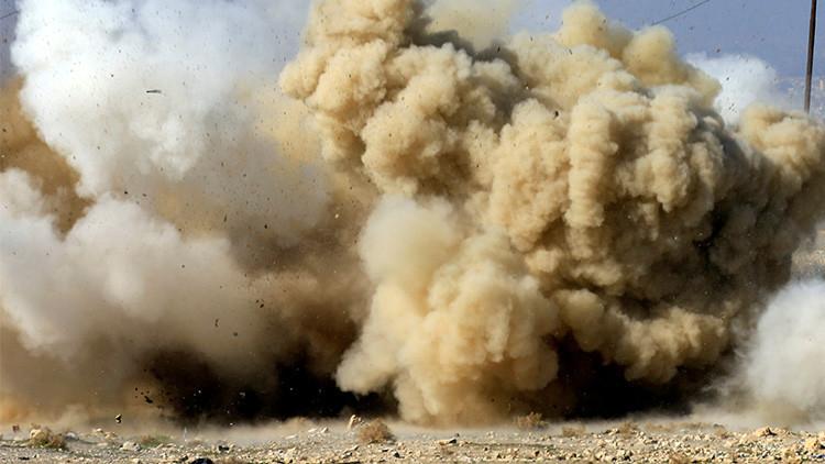 Un atacante suicida del Estado Islámico mata sin querer a varios líderes del grupo terrorista