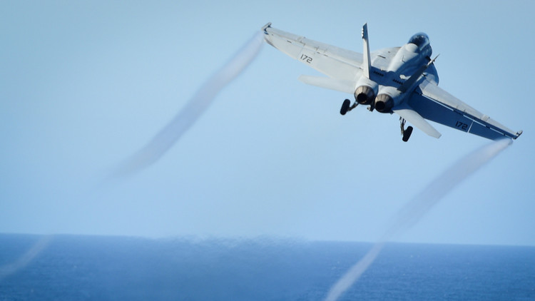 Pilotos de EE.UU. solicitaron permiso para derribar aviones sirios tres veces en un mes