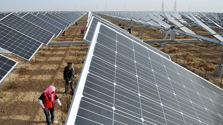 Nuevo récord de China: una provincia funciona durante 7 días solo con energías renovables