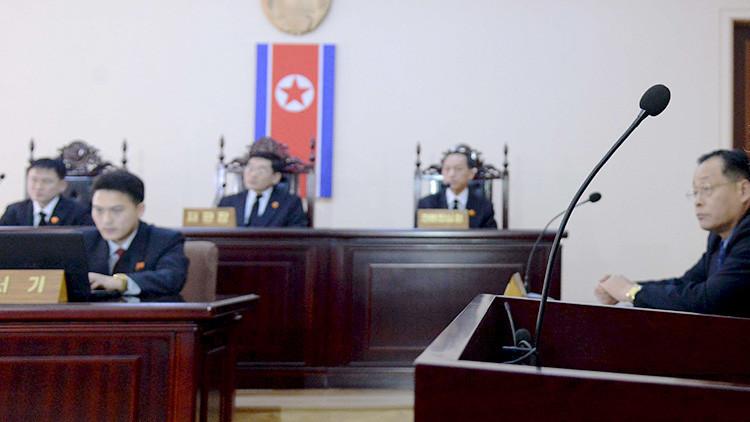 Corea del Norte aplicará la pena capital a los implicados en un intento de asesinato de Kim Jong-un