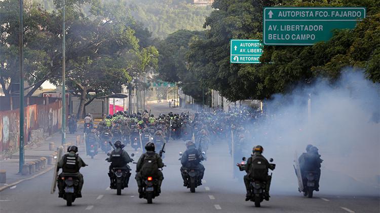 """""""El atentado desde el helicóptero forma parte de una escalada golpista contra Venezuela"""""""