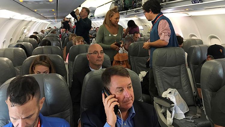 EE.UU. refuerza las medidas de seguridad para vuelos desde 280 aeropuertos en 105 países