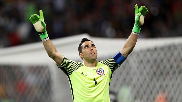 De la mano de Bravo, Chile vence a Portugal y clasifica a la final de la Copa Confederaciones