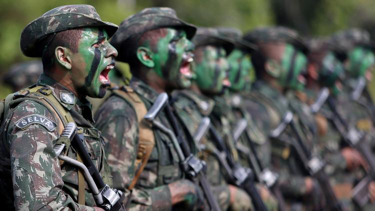 Los 6 ejércitos más poderosos de América Latina