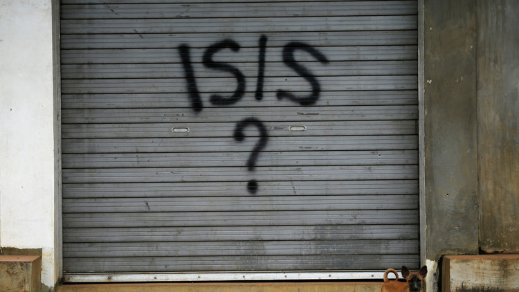 """""""Una llamada de atención"""": EE.UU. advierte sobre el peligro del Estado Islámico en el Pacífico"""