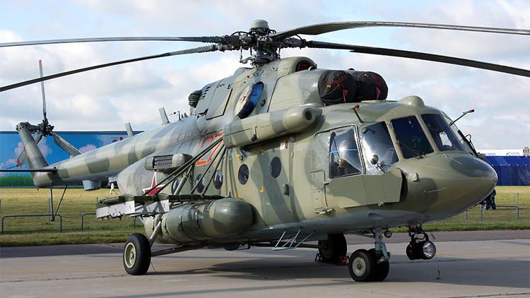 Un helicóptero de la Flota del Pacífico rusa cubre una distancia de 9.000 kilómetros