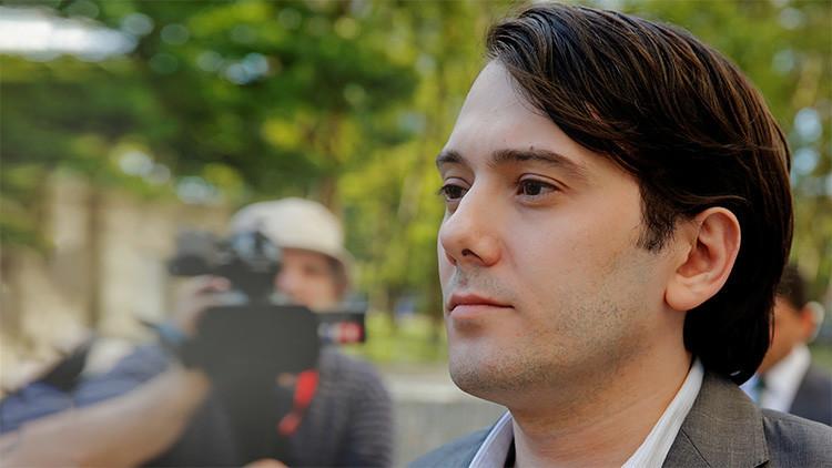 """""""El rostro de la codicia corporativa"""": Juzgan en Nueva York al empresario más odiado de EE.UU."""