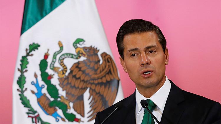El 74% de los mexicanos reprueba la gestión de Peña Nieto, cuya popularidad no pasa del 19%