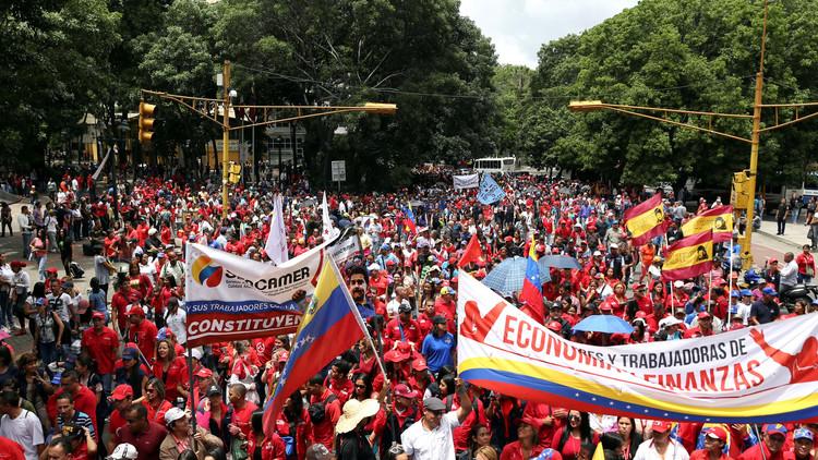 Paso a paso: así será el proceso para elegir la Asamblea Constituyente de Venezuela