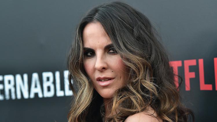 """La actriz mexicana Kate del Castillo denuncia a México ante la CIDH por """"pisotear"""" sus derechos"""