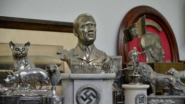 Cruces esvásticas y águilas imperiales: Descubren un 'tesoro nazi' en menos de 20 días en Argentina