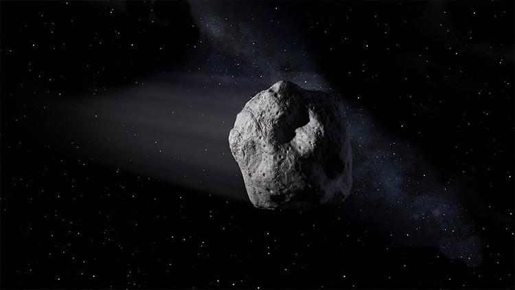 VIDEO: Así sería el impacto de un asteroide contra la Tierra a 72.000 km/h