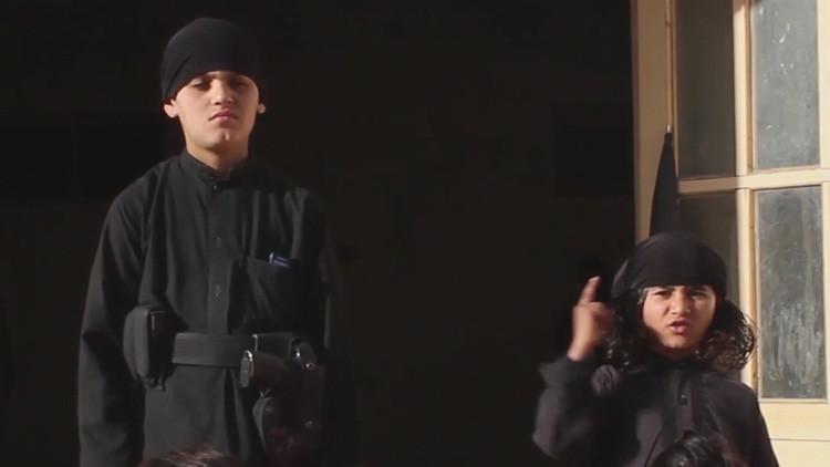 La yihad infantil: La nueva generación de terroristas ya está aquí dispuesta a matar