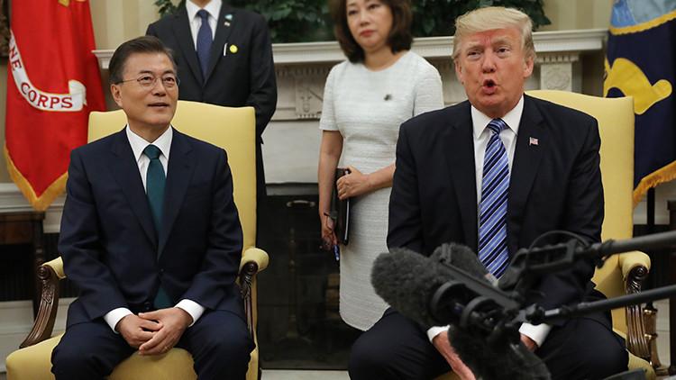 """Trump: """"La era de la paciencia estratégica con Corea del Norte ha terminado"""""""