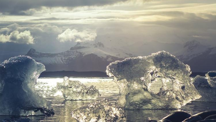 Detectan cafeína, efedrina y cocaína en las aguas de la Antártida