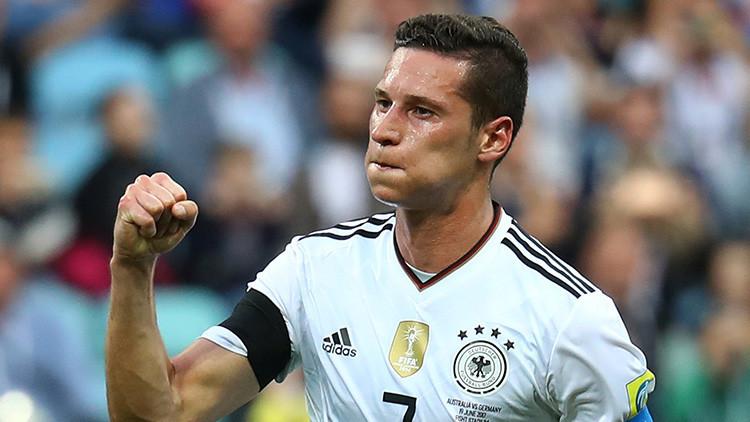 """""""Han pasado esta prueba con excelencia"""": El capitán alemán agradece a Rusia la Copa Confederaciones"""