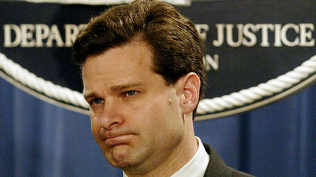 Christopher Wray, posible futuro director del FBI.
