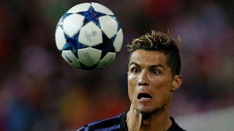El jugador Cristiano Ronaldo.