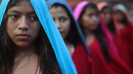 Las jóvenes wayúu