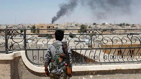 Raqa, Siria