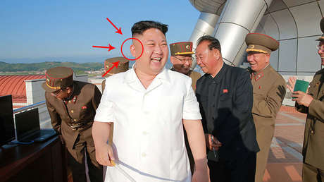 ¿Mickey Mouse? Las orejas de Kim Jong-un, manipuladas con Photoshop durante años
