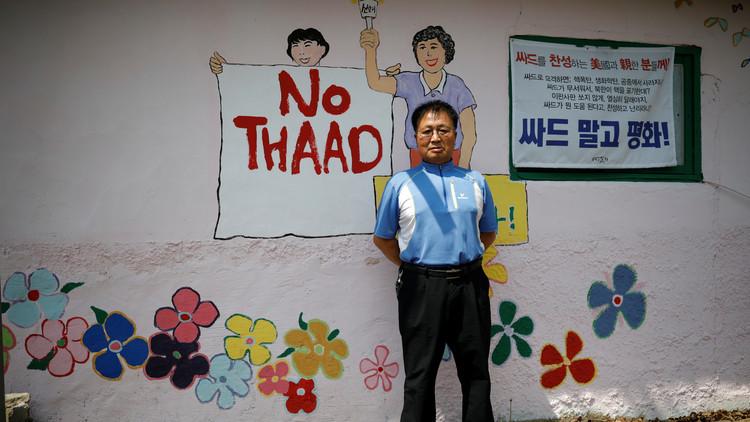 Corea del Sur insta a China a detener las represalias económicas por el despliegue del THAAD