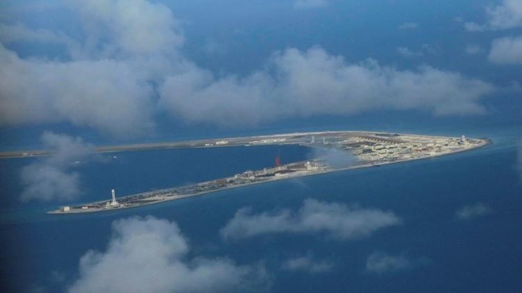 FOTOS: China refuerza su hegemonía militar en las islas en disputa en el sudeste asiático
