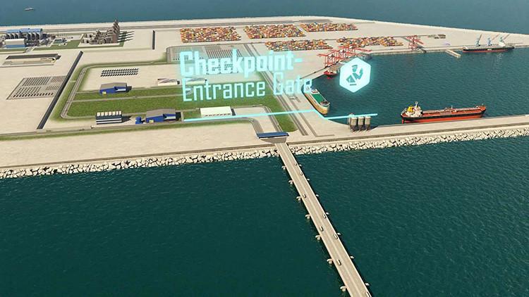 VIDEO: Así será una nueva isla en el Mediterráneo…frente a Gaza