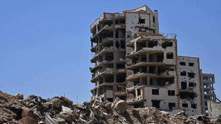 Coches bomba remecen Damasco y dejan varias víctimas