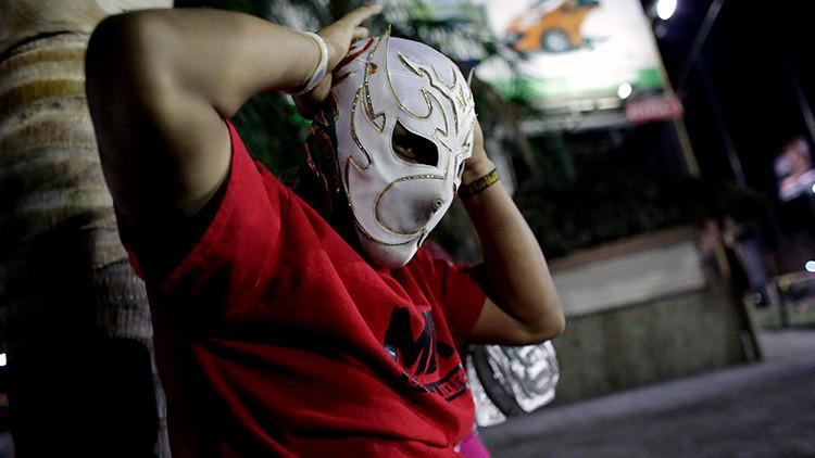 México: Muere un luchador enmascarado al intentar impedir un crimen