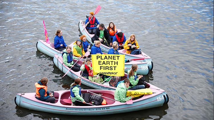 Alemania: Una ola de protestas contra el G20 inunda Hamburgo (VIDEO, FOTOS)