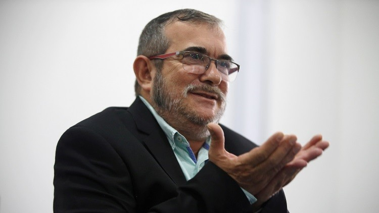 Colombia: Hospitalizan a 'Timochenko', jefe de las FARC, por un accidente cerebrovascular isquémico