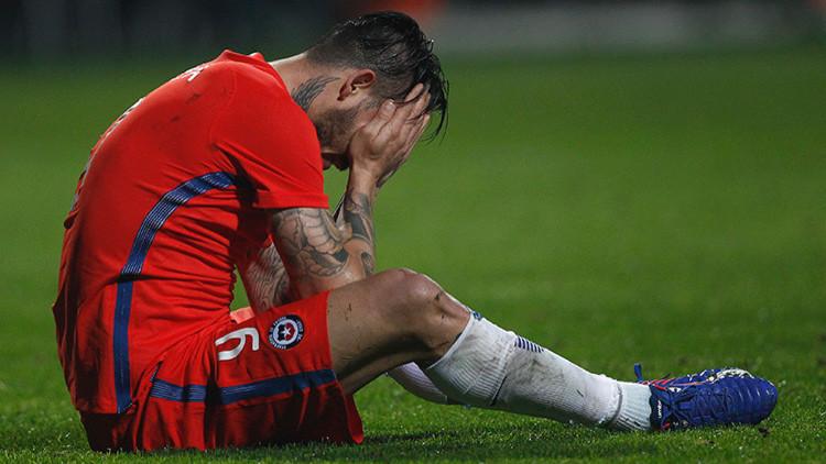 Un futbolista sufre un hurto millonario en Chile mientras veía la final de la Copa Confederaciones