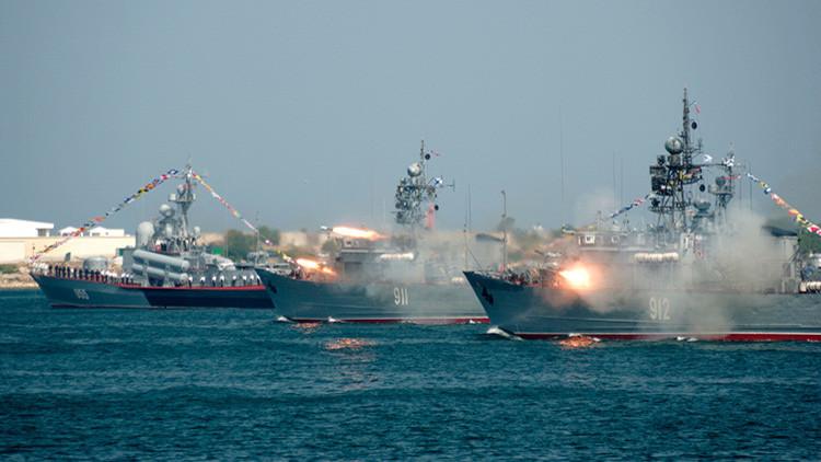 """La Armada rusa priorizará los buques """"musculosos"""" de menor desplazamiento"""