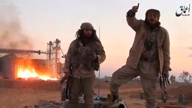 Nueva brutalidad: el Estado Islámico quema vivas a 12 personas