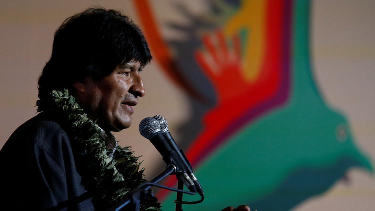 """""""Cuídate, estás muerto"""": El gobierno de Bolivia denuncia amenazas de muerte a Evo Morales en Twitter"""