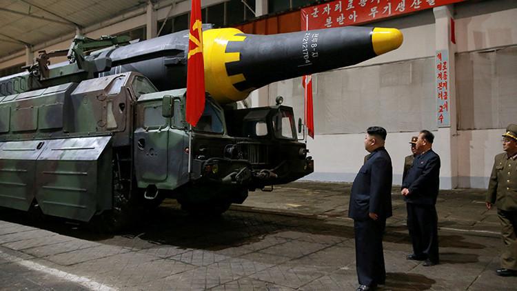Corea del Norte asegura poder atacar a sus oponentes en cualquier momento