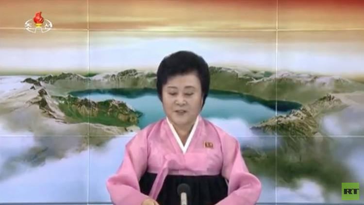 VIDEO: Corea del Norte afirma que es capaz de atacar cualquier parte del mundo