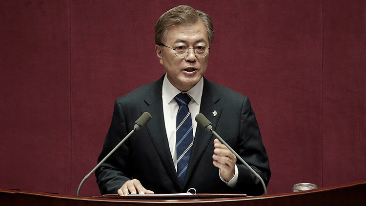 Seúl se dirige a la ONU tras el lanzamiento de un misil balístico por Pionyang