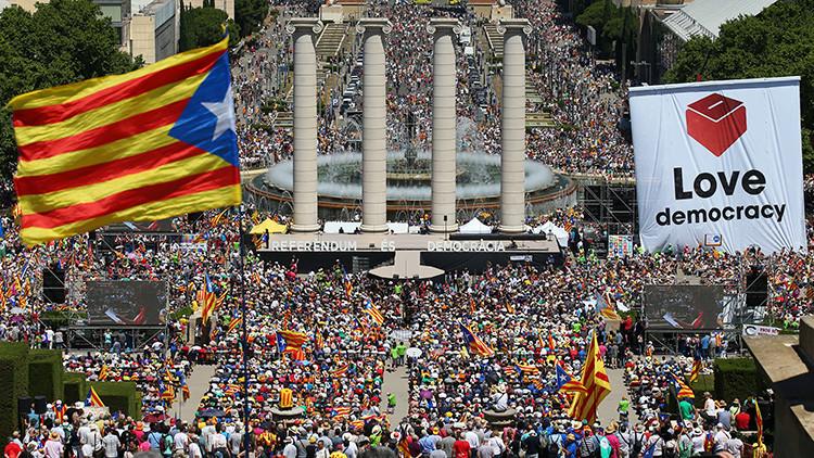 """Así es la ley que regula el """"Referéndum de Autodeterminación"""" de Cataluña"""