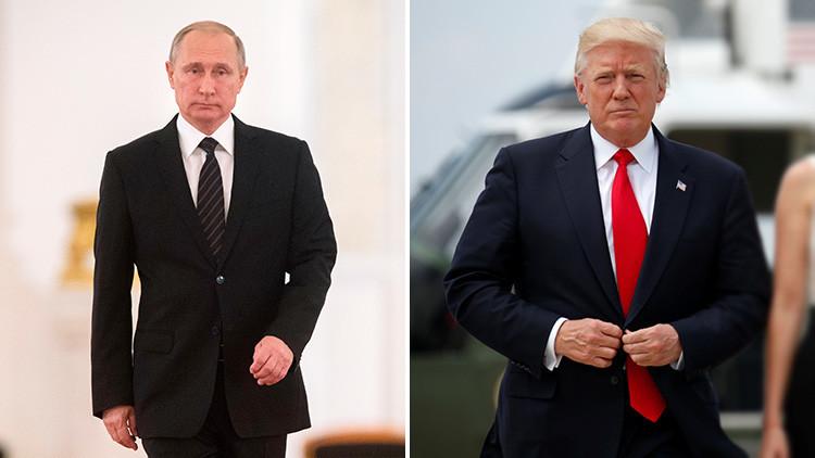 Ponen fecha a la reunión de Putin y Trump