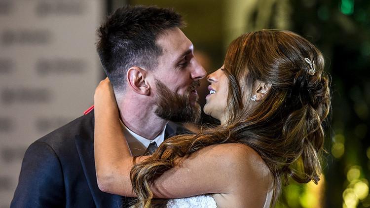 De futbolista a bailarín: Messi publica un video inédito del baile de su boda (VIDEO)