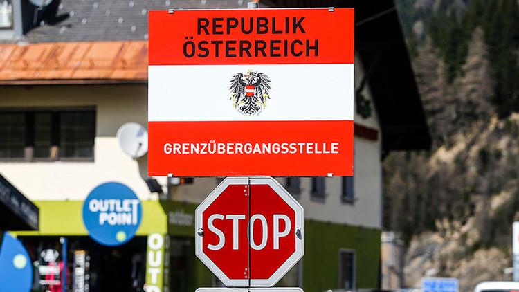 Austria militariza la frontera para que no pasen más migrantes