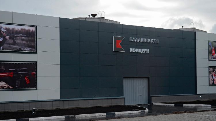 El fabricante de armas Kaláshnikov producirá motocicletas para el Ejército ruso